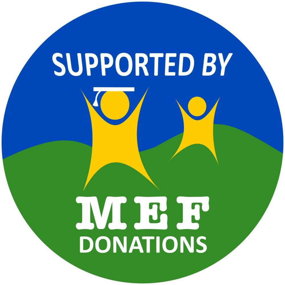 Supported by MEF
